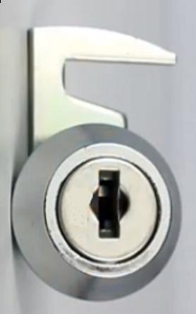 0201 Mini Nut Fix Hook Camlock
