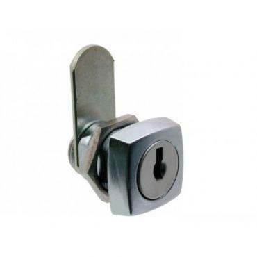 Square Faced 1334 Cam Lock 16mm Body,