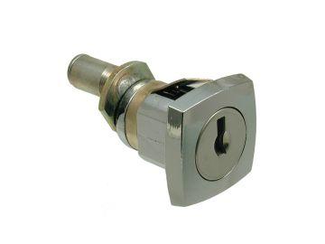 1346 Rollerarm Multi Drawer Lock - Non Mastered
