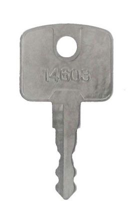 14603 -14707 Plant Key