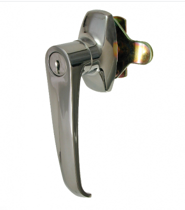 Lowe & Fletcher L&F 1602 Left Hand `L` Garage Door Handle