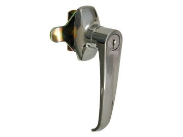 Lowe & Fletcher  L&F 1602  Right Hand `L` Garage Door Handle