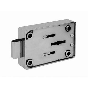L&F 8 Lever Safe Lock - 3012