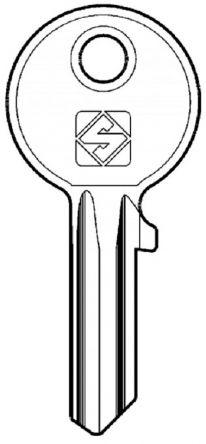 Abus ER801-ER1236 key