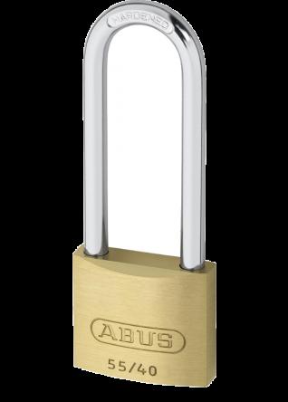 ABUS 55 Series Long Shackle Padlock
