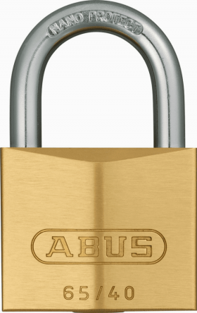 ABUS 65 Series Open Shackle Padlock