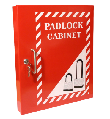 Lockout Tagout Padlock Cabinet