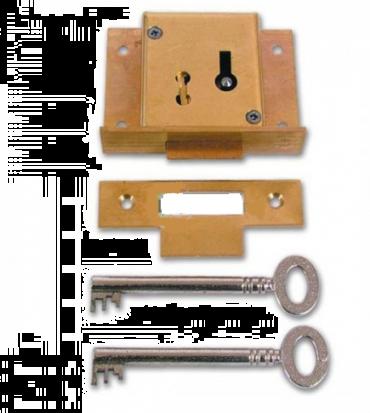 ASEC 4 Lever Spring Till/ Drawer Lock