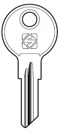 Replacement Yale MC Series Keys  Codes MC001 - MC850  Usually found on office furniture  Fits Classic Cars from 1930's onwards   Image of key is for illustration
