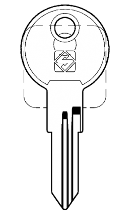 Replacement BMB Germany A Series Keys