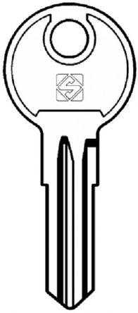 Silca BT5 Key blank