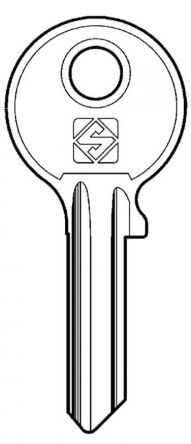 Replacement CES KAF Series Keys