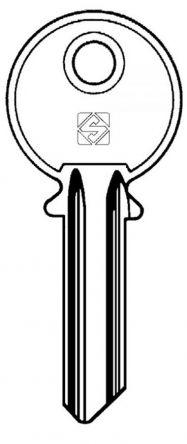 Silca CEN2 Key blank