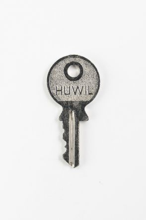 Replacement Huwil Keys For codes 8001IL - 8119IL Usually found on office furniture, including, Filing Cabinets, Drawers, Lockers, Pedestals and Tambours