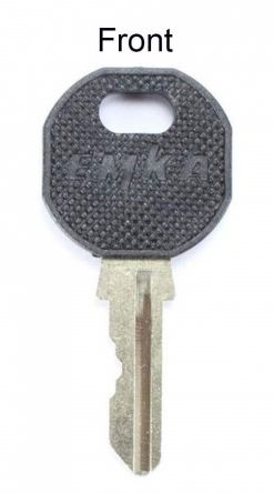 Replacement Emka EK333 Master Key