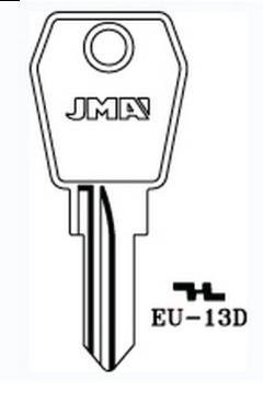 JMA EU-13D Key blank
