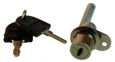 Eurofit Single Wing Pedestal Lock D18 - 16.5mm Nozzle Width - R Series