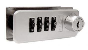 Eurofit & Armstrong Combination Cupboard Lock