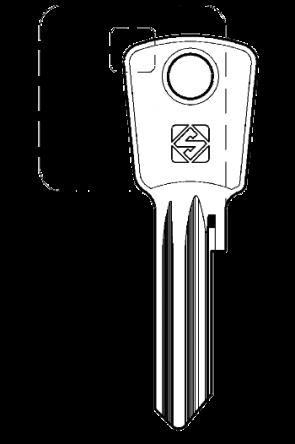 Silca FH21R Key blank