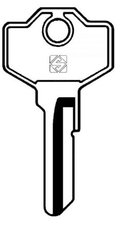 Replacement Giussani Keys  For codes E9001 - E9741