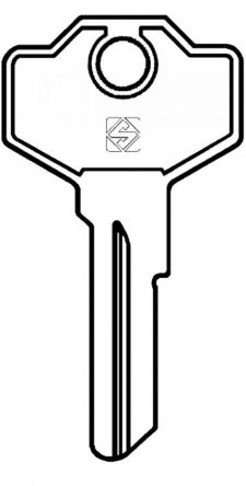 Replacement Giussani Keys  For codes G000 - G479