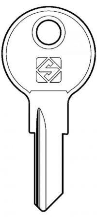Chicago G series Master key for lock codes G101 - G150