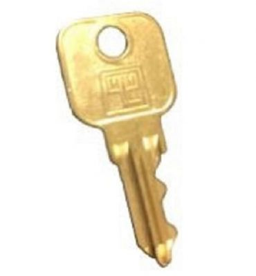 Replacement MLM Lehmann HSB12 Master Key For MLM  Series Locks For lock codes 18501-18999 , 07501-08000