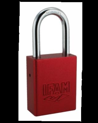 Ifam Aluminium Padlock