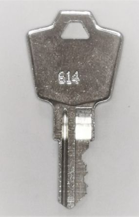 Replacement Apem 614 Key