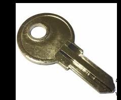 Sterling KB009A Key blank