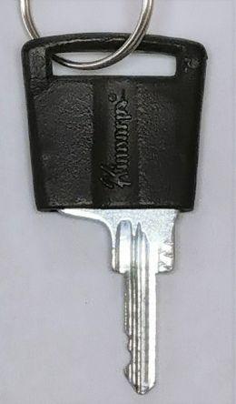 Replacement Kinnarps  KINABRML Removal Key For Kinnarps A & B Series Locks For lock codes A01 - A50, B01 - B50
