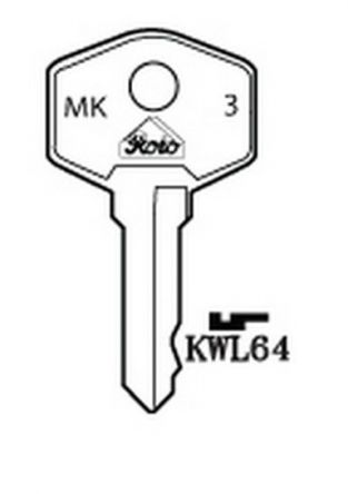Avocet Window Key