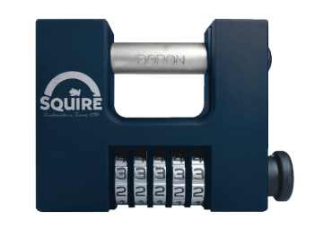 Squire CBW85 85mm High Security Combination Sliding Shackle Padlock