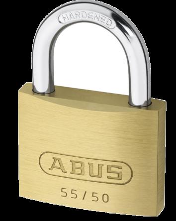 ABUS 55 Series Open Shackle Padlock