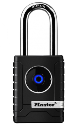 MASTER LOCK Outdoor Bluetooth Padlock For Business Applications - L30652