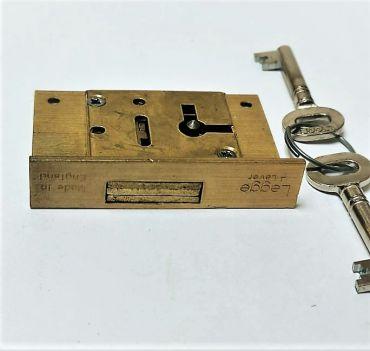64mm 3 Leaver Cupboard Lock