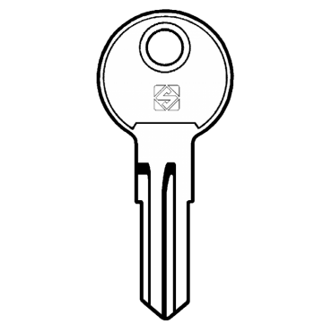 Replacement Eurolocks Post Box & Luggage  Series Keys