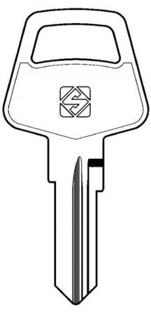 Silca LF21R Key Blank