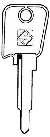 Silca LF3 Key blank