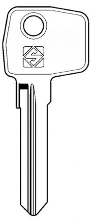 Replacement L&F Lowe & Fletcher 68A Master Key