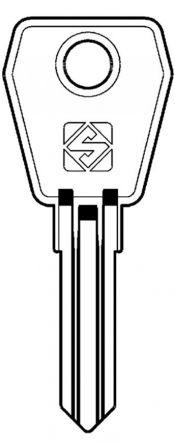 L&F Lowe & Flecther AA Master Key