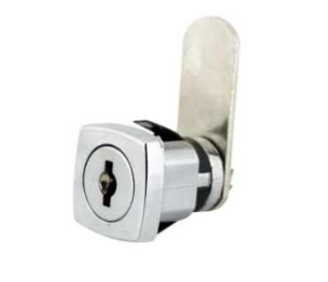 20mm Snap In Cam Lock - Square Face