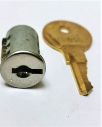 Replacement Herman Miller & Meridian Lock Core Cylinder Barrel - UM Series