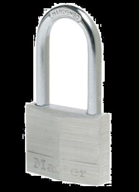 Master Lock 9140 Aluminium - Long Shackle Padlock