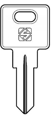 Ojmar U272 Master Key