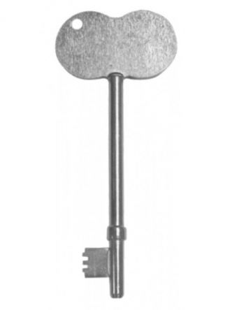 Replacement Pre-cut key Disabled Toilet Door Key Often used to access facilities reserved for less able customers. Large Head designed is to make the key easier to operate by giving additional leverage