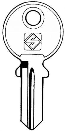 Silca RO5R Key blank