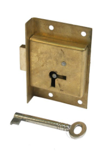 2 Lever Till/Drawer Lock