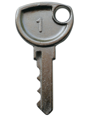 Trojan Tilt Safe Window Key 