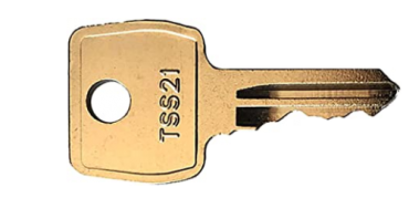 TSS21 Strebor Window Key